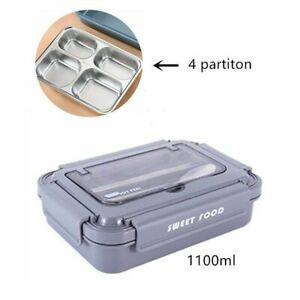 Thermal Lunch Box High Quality Portable Stainless Steel Microwave Dinnerware Set