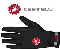 Castelli Lightness Cool Weather Perfomance Cycling Gloves Size S-XXL