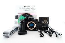 Panasonic Lumix DMC-G7 16MP Mirrorless ShutterCount 550 from Japan [Near Mint]