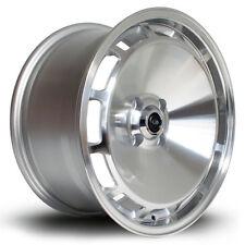 CORRADO Rota D154 Wheel, Mk2 Golf/Corrado 16x8, Silver & Polish - WC601R0011