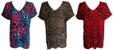 Short Sleeve Unbranded Machine Washable Plus Size Tops & Blouses for Women