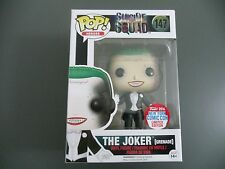 FUNKO POP THE JOKER GRENADE NYCC 2016 LIMITED EDITION (Suicide Squad)