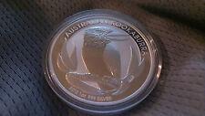 2012 1 oz Silver Australian Kookaburra Coin Bullion BU Australia