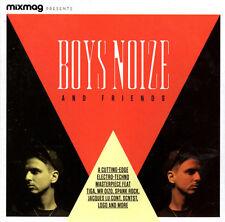 BOYS NOISE MIXMAG CD  Jack TIGA U MR OIZO SPANK ROCK SCNTST EROL ALKAN PEACHES