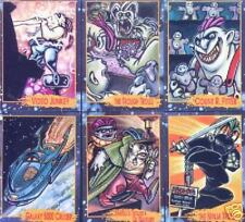 50 card set of TROLL FORCE Trading Cards 1992 Complete