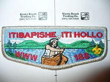 OA Itibapishe Iti Hollo Lodge 188,S50,2004,VIG,Indian Canoeist Flap,Albemarle,NC