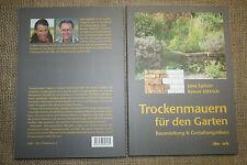 Fachbuch Trockenmauern, Natursteinmauer, Steinmetz, Galabau, Natursteine, 2013