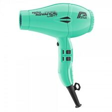 PARLUX ADVANCE LIGHT IONIC HAIR DRYER MINT GREEN - NEXT DAY UK DELIVERY
