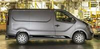Renault Trafic Special Edition Side Stripes Vinyl Decals ANY COLOUR