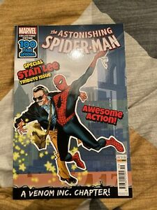 The Astonishing Spider-Man (Stan Lee Tribute Issue)