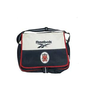 Reebok Original Liverpool Classic Satchel Bag - White - One Size
