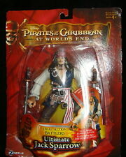 DISNEY-P.O.C.-ULTIMATE JACK SPARROW-7 IN-DUAL ACTION BATTLER-AT THE WORLDS END