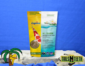 Laguna All Season Goldfish & Koi Floating Food - 500 g