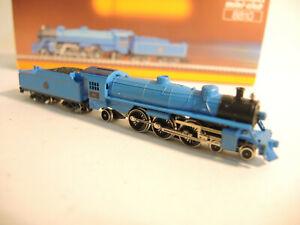 "Märklin mini- club 8810 US Dampflokomotive ""Pacific"" Jersey Central   Neuwertig"