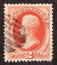 US # 183 (1879) 2c-Grade: VF/XF -  JACKSON - Nicely centerer!