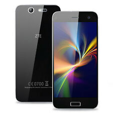 New 5.0'' ZTE Blade S7 Dual SIM Factory Unlocked 4G LTE Smartphone 32GB - Black