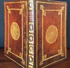 17th century Italy manuscript book King of Sardegna Sardinia Ventimiglia Family