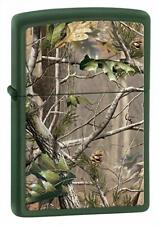 REAL TREE CAMO Zippo Lighter, NEW