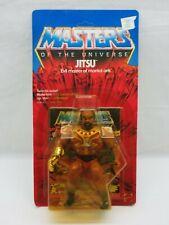 MOTU,VINTAGE,JITSU,Masters of the Universe,MOC,carded,sealed,Unpunched,He-Man
