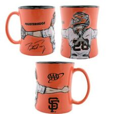 MUG SF GIANTS BUSTER POSEY BUSTER HUGS SGA SAN FRANCISCO  2016 CUP NEW 7/30
