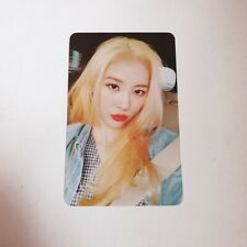 "K-POP SUNMI 2019 World Tour ""WARNING"" Official Limited Sunmi Photocard"