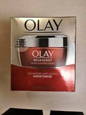 Olay Regenerist Micro-sculpting Cream Adavnced Anti-Aging Moisturizer New in Box