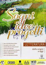 9788842652496 Letteratura. Sogni, idee, progetti. Per la Scuola ...nsione online
