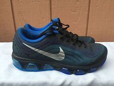 EUC Nike Air Max Tailwind 6 Running Shoes Blue 621225 003 Mens US 8.5 EUR 42