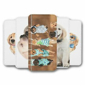 For Samsung Galaxy S20 FE Flip Case Cover Dogs Collection 5