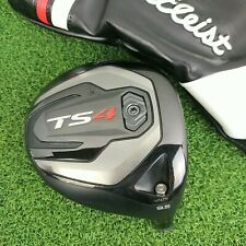 MINT Titleist TS4 Driver Head 9.5* Right Handed Head Only w/Headcover