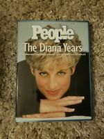 People Weekly The Diana Years Commemorative Edition 1997 Princess Diana HC