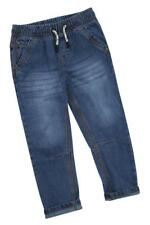 Boys Jeans Elasticated Waist Pull On For Comfort and Ease 2-3y to 5-6Y