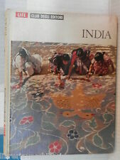 INDIA J D Brown e la redazione di LIFE Delfo Ceni CDE Passaporto 1962 viaggi di