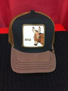 Goorin Brothers Trucker Hat snapback 101-0050 Bad $35.00 FREE SHIPPING