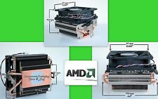 AMD Desktop Athlon Cooling Fan + Heatsink for Athlon 800K Series CPU's - New