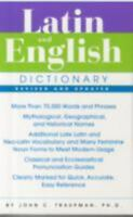 The Bantam New College Latin & English Dictionary (English and Latin Edition)