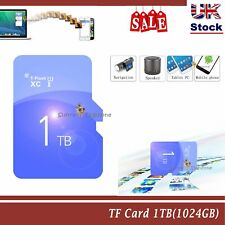 Memory TF Flash Ultra SD Card Disk 1TB SDHC  SDHC UHS-1 Ultra With Free ADAPTER