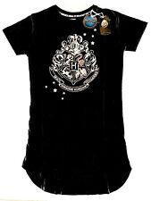 Harry Potter Hogwarts Nachthemd Kurzarm Sleepshirt Damen Schlafshirt S-M Primark