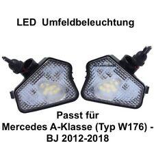 2x LED TOP SMD Umfeldbeleuchtung Weiß Mercedes A-Klasse (Typ W176)  (7225)