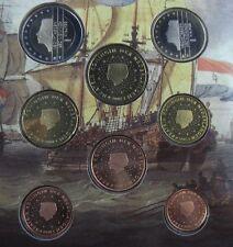 KMS CORSO set di monete Paesi Bassi 2002 unz. # 2