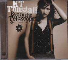 KT TUNSTALL - EYE TO THE TELESCOPE - CD - NEW