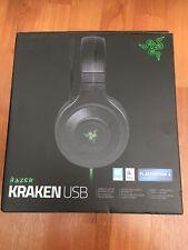 Razer KRAKEN USB Sterio Surround Sound PS4 Gaming Headset