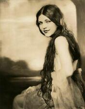 VINTAGE Hollywood Starlet Follies Actress SHOW GIRL Photo Photograph REPRINT 178