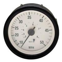 Omc 175609 Evinrude Johnson Faria Se3011B 50 Mph Boat Speedometer Gauge