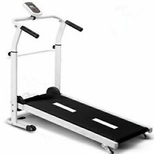 New Foldable Home-Used  Manual Treadmill with computer