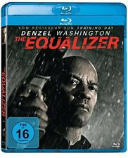The Equalizer - 2 Disc inkl. Bonus + Digital HD UV Blu-ray Denzel Washington