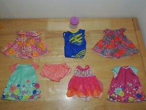 Baby Alive Clothing Lot Plus Accessories Hasbro
