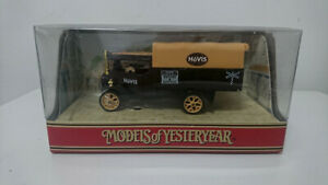 MATCHBOX MODELS OF YESTERYEAR  Y-27B  'C' TYPE FODEN STEAM WAGON - HOVIS