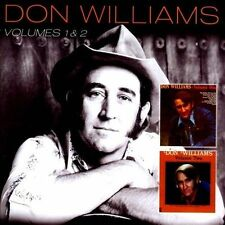 Volume One/Volume Two by Don Williams (CD, Jan-2012, Hux Records (Label))