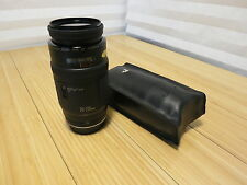 Canon EF Zoom 70-210mm F/4 Macro Lens for EOS DSLR 400D Japan With Case